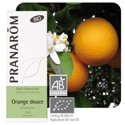 画像1: BIOオレンジスィート精油 10ml Pranarom / プラナロム