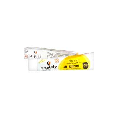 画像2: BIOクレイ歯磨き粉 (レモン配合・ホワイトニング) 75ml Argiletz/アルジレッツ