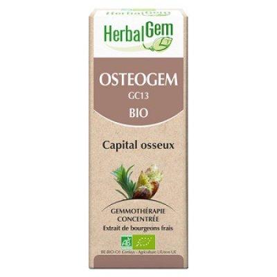 画像2: ジェモレメディ・ブレンド濃縮オステオジェム / 骨の強化に  15ml・Herbal Gem / ハーバルジェム