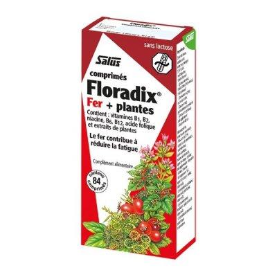 画像2: Floradix 鉄分+植物サプリメント 鉄分補給や妊活サポートに 84錠 Salus / サルス