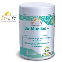 Beミュニタス+・プロビオティクス サプリ 60錠 Be Life / ビーライフ