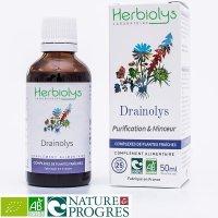 【ジェモレメディ】BIOドレノリス・毒素排出、むくみ予防に 50ml (複合植物) Herbiolys / エルビオリス