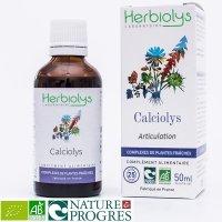 【ジェモレメディ】BIOカルシオリス・骨粗しょう症予防に 50ml (複合植物) Herbiolys / エルビオリス