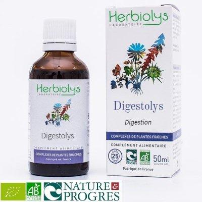 画像1: 【ジェモレメディ】BIOダイジェストリス・消化機能の向上に 50ml (複合植物) Herbiolys / エルビオリス