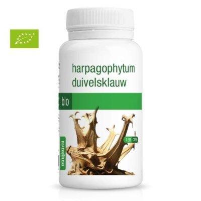画像1: BIOハルパゴフィタム(デビルズクロー)サプリ 関節痛の緩和に 120粒 Purasana / ピュラサナ