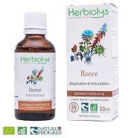 【ジェモレメディ】BIOヨーロピアンブラックベリー 肺機能向上、アレルギー対策に 50ml (単体植物) Herbiolys / エルビオリス