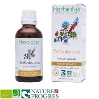 BIOレッドクローバー マザーティンクチャー 更年期障害緩和 50ml Herbiolys / エルビオリス