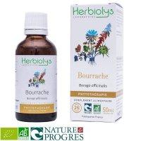 BIOボラ―ジ(ルリジサ) マザーティンクチャー 婦人科系トラブル解消に 50ml Herbiolys / エルビオリス