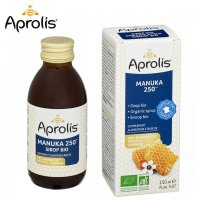 BIOマヌカ250シロップ 免疫力アップに150ml Aprolis / アプロリス