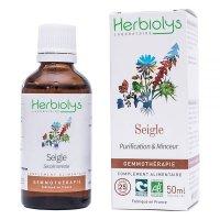 【ジェモレメディ】BIOライムギ・浄化とむくみ解消に 50ml (単体植物) Herbiolys / エルビオリス