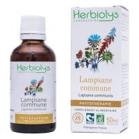 BIOラプサナコミュニス マザーティンクチャー 産後の胸のケアに 50ml Herbiolys / エルビオリス