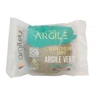 BIO グリーンクレイソープ・コロンの香り 100g Argiletz/アルジレッツ