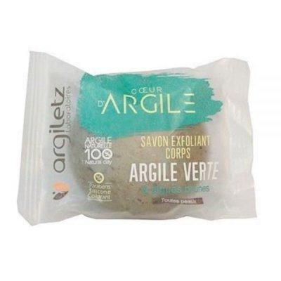 画像1: BIO グリーンクレイソープ・コロンの香り 100g Argiletz/アルジレッツ