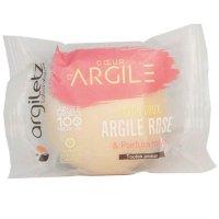 BIO ピンククレイソープ・ローズの香り 100g Argiletz/アルジレッツ