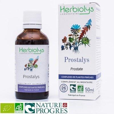 画像1: 【ジェモレメディ】BIOプロスタリス 前立腺機能の向上や尿トラブルに 50ml (複合植物) Herbiolys / エルビオリス