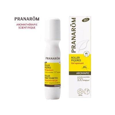 画像1: BIOプラナべべ 虫さされ鎮静ローラー ジェルタイプ  15ml Pranarom/プラナロム