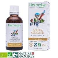 BIO西洋ノコギリソウ (ヤロウ) マザーティンクチャー消化促進や生理痛の緩和に 50ml Herbiolys / エルビオリス