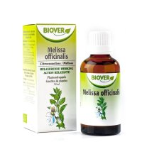 BIOメリッサ(レモンバーム)マザーティンクチャー・ストレス解消・消化促進 biover / ビオベール 50ml