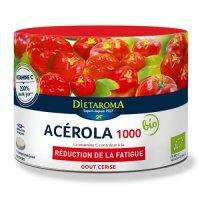 BIOアセロラ1000 タブレットサプリ ビタミンC補給 60粒入 Dietaroma / ディエタロマ