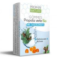 グリーンプロポリス・砂糖不使用ゴムキャンディ (オリゴエレメント&ヨーロッパアカマツ) 45g Propos' Nature