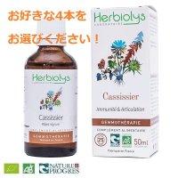 BIO単体植物ジェモレメディ 50mlx4本セット  Herbiolys / エルビオリス