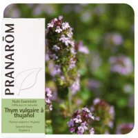 タイム・ツヤノール 精油 5ml Pranarom / プラナロム