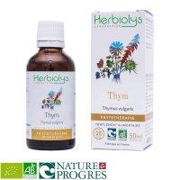 BIOタイム マザーティンクチャー 免疫力アップ、呼吸器サポート  50ml Herbiolys / エルビオリス