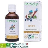 BIOスィートクローバー (シナガワハギ)  マザーティンクチャー むくみ解消、生理痛緩和 50ml Herbiolys / エルビオリス