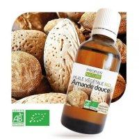 BIO スィートアーモンド種子オイル 敏感肌のケアに 50ml Propos' Nature / プロポスナチュール
