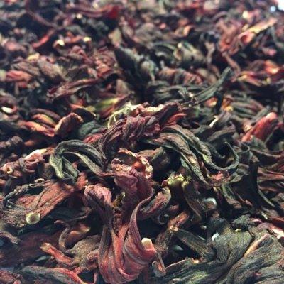 画像2: BIO乾燥ハイビスカス ・お茶や料理のアクセントに Aromandise / アロマンディーズ