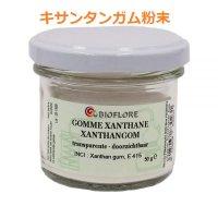 キサンタンガム粉末 50g・Bioflore / ビオフロール