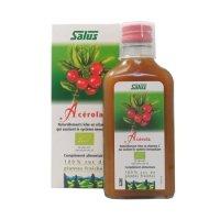 BIOフレッシュ・アセロラ・ジュース (免疫力アップや美肌ケアに) 200ml Salus / サルス